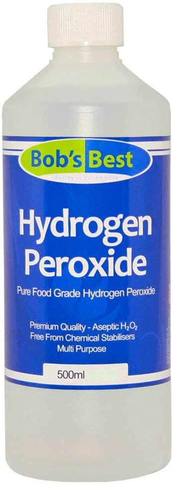 hydrogen poroxide