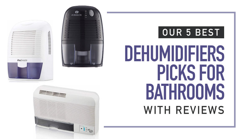 Our-5-Best-Dehumidifiers-Picks-for-Bathrooms-With-Reviews