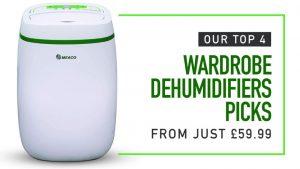 best dehumidifier wadrobe
