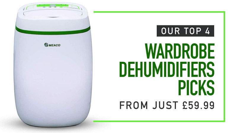 best dehumidifier wadrobe