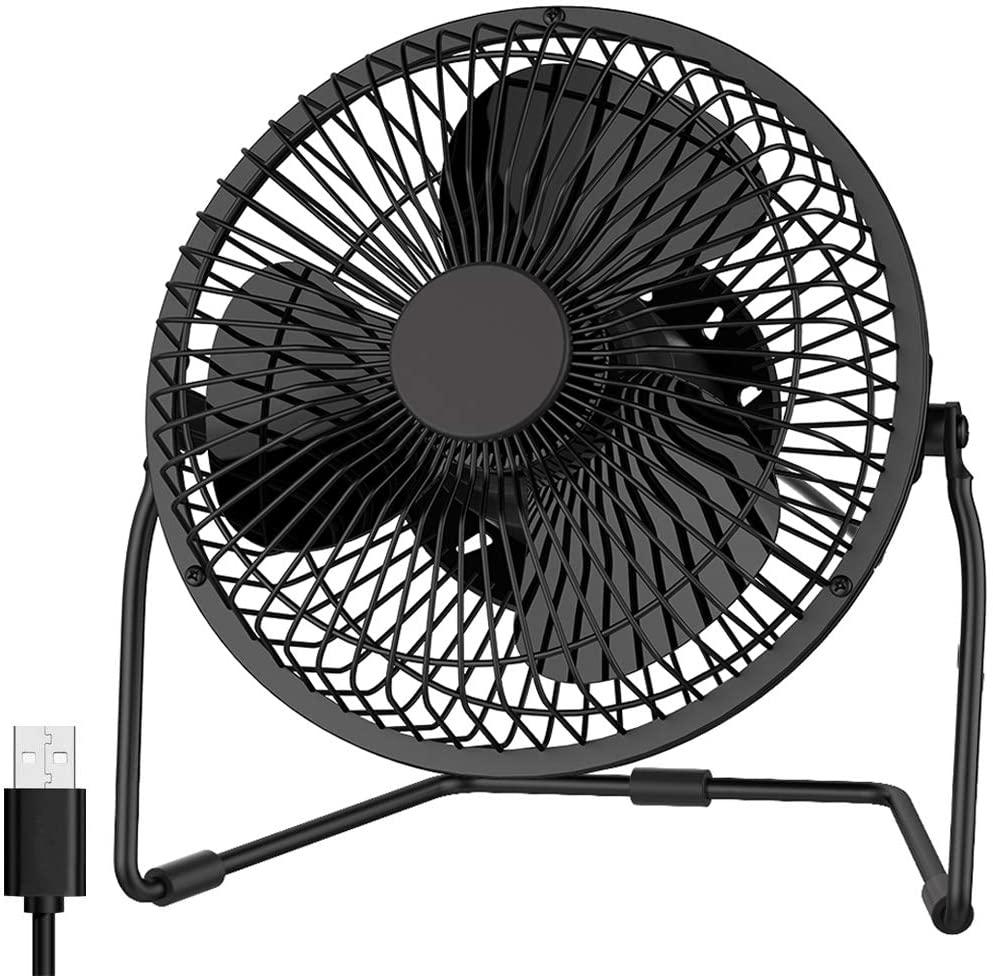 EasyAcc USB Desk Fan image